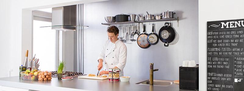 Professionals keuken